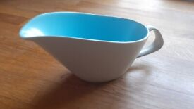Poole Pottery Gravy Boat - Twintone - good used condition