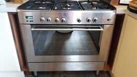 Range Cooker dual fuel - PRICE REDUCTION!