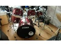 Tama silverstar drumkit