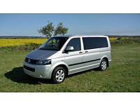 VW T5 SWB T32 102hp Window Van Kombi - Air Con - twin sliders - full elec pack - perfect to convert