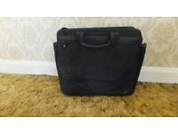 Laptop case/bag black