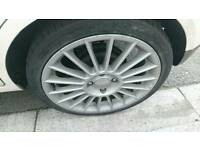 Alloys to fit ford