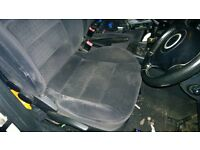golf / bora seats , bora door panels included