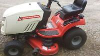 24hp Allis Chalmers lawnmower
