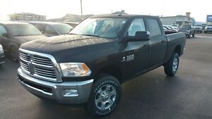 2017 Ram 2500 SLT PLUS CREW DIESEL 4X4 HEATED SEATS /TOUCH SCREE