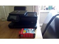Collection only £29.99 -HP Photosmart 7520e-All-in-One Wireless Printer Scanner Touchscreen RRP£170