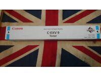 Genuine Canon C-EXV 9 Cyan Toner 8641A002[AA]