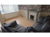 WORTLEY 2 BED THROUGH TERRACE HOUSE F FURNISHED SMALL BACK YARD DG. GCH, AVAILABLE 16 JULY
