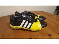 ADIDAS RUGBY BOOTS SIZE 11