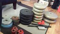 weights for sale!