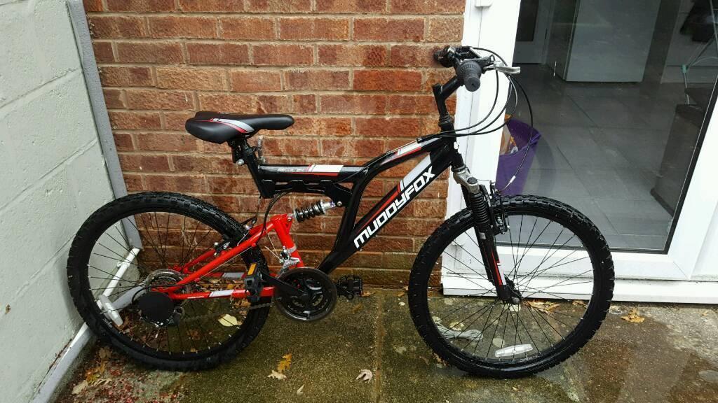 "Muddy Fox Recoil 24"" Bike As New"