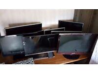 Lot of FAULTY monitors