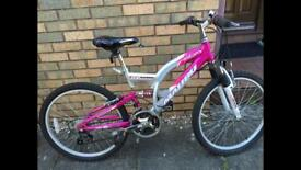 Girls Mountain bike. Malibu Firesky