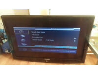 37 inch SAMSUNG LCD HDMI READY WITH REMOTE