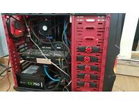 High-end gaming pc! £420 reduced price