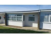 Holiday chalet for hire on sundowner holiday park hemsby great Yarmouth.