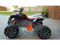 Battery operated Quad (mains)