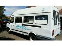 LDV Convoy 2.5 diesel converted Campervan every day runner 12 months MOT