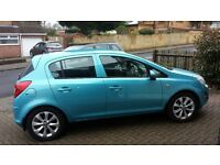 Corsa Active 1.4 5dr hatch 2012- 62 plate- only 16,000 miles 1 owner.