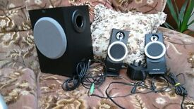 Creative computer sound system