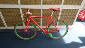Fixie Bike in near perfect condition