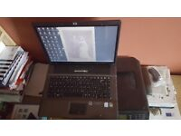 hp 550 laptop