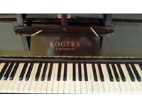 Rogers Piano with good sound