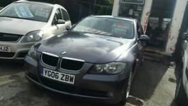 BMW 320D 2006 CHEAP CAR PX TO CLEAR