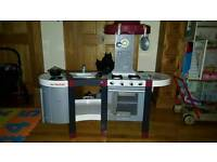 SMOBY TEFAL SUPER CHEF TOY KITCHEN