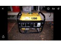 Wolf 1200kw generator