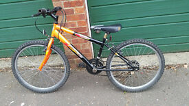 Probike Tracker Mtb 18x speed Good Condition £10 - Only