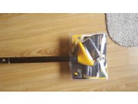 ROUGHNECK PATIO AND DECKING BRUSH SET - UNOPENED