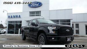 2017 Ford F-150 *NEW* SUPER CAB XLT*301A*SPORT*4X4 3.5L V6 ECO