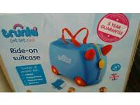 New Trunki ride on suitcase