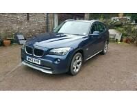 BMW X1 2.0 XDRIVE 20D SE Auto + extra 4 X Winter tyres