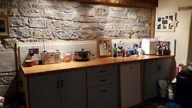 Hand Built Kitchen (solid beech)