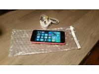 Iphone5c( 16gb ) brand new never been used on EE /ORANGE /TMOBILE /VERGIN