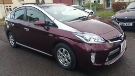 TOYOTA PRIUS SPECIAL EDITION PLUG AND HYBRID