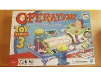 Hasbro Operation Buzz Lightyear Toy Story 3 Edition Brand New in Box with cellophane wrap