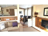 Luxury Static Caravan Holiday Home For Sale in beautiful seaside town of Morecambe - 12 Month Season