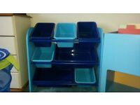 KIDS STORAGE/STUFF FOR SALE JOB LOT 7 DIFFERENT ITEMS SEE ALL PICTURES
