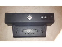 Dell docking station, charger & 3 laptops