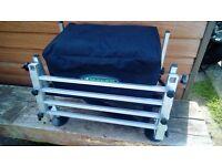 Maver fishing seat box