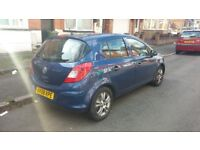 Vauxall Corsa 58 Plate 2008 1.2eco 5 Door - Good Spec Bluetooth MP3 CD Player Electric Windows