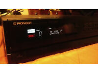 Pioneer CLD 1200 Laser/CD Player inc Remote. £10