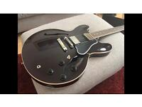 Gibson Memphis 335 Oxblood 2014 model