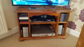 Tv Stand Corner Unit and Cupboard