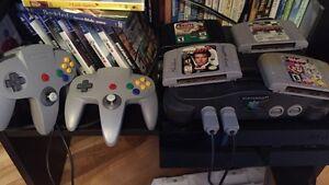 Nintendo 64 fonctionne très bien !