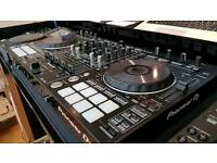 Pioneer DDJ RX 4 Channel Digital / Analog DJ Controller for Recordbox + Case