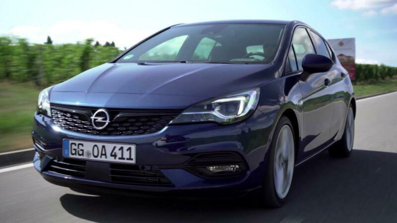 OPEL Astra 1.5 CDTI 122 CV S&S AT9 5p .Business Elegance